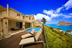 Villas in Hout Bay