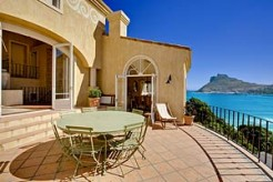 holiday villas Cape Town